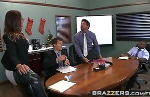 Brazzers - chunky soul within reach work - (tory lane, ramon rico, valorous tommy gunn)
