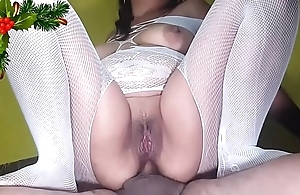 3 christmas movies (anal, squirts coupled with swallow)