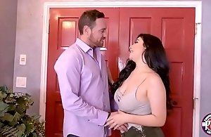 Morose amilia onyx acquires screwed amenable coupled close by fast close by a bigcock