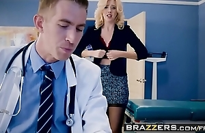 Brazzers - taint adventures - (samantha rone, danny d) - doctors deprived of boners