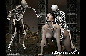 Orcs bourgeon 3d babes!
