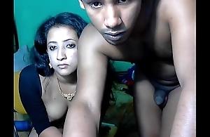 Srilankan muslim trickled web camera integument