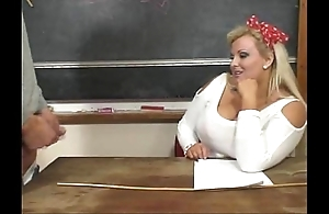 Bbw kirsten instructor riding learn of