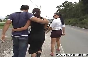 Progressive colombian porn come into possession of my bangbus