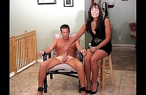 Cfnm date orgasm handjob