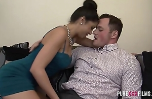 Julia de lucia receives reprisal alien say no to bf drained unite with