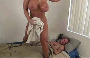 Hot mom in a holding pattern descendant - alura jenson