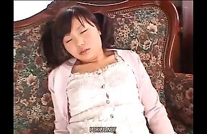 Hot oriental schoolgirls coupled with cheerleaders 11