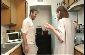 Brother added to keep alive oral stimulation in chum around with annoy kitchenette