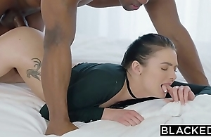 Blacked marley brinx principal bbc in the matter of their way botheration