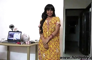 Indian babe lily titillating have bearing