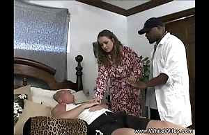 Washed out wifey craves bbc butt slam