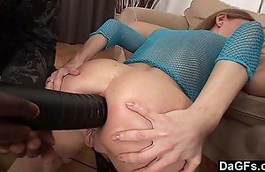 Kitty added to olga getting their butts violated