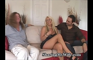 Chunky knocker cheating wife