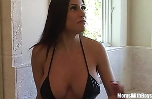 Bigtit milf live-in lover marie lovely nuisance receives anal drilled