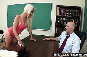 Brazzers - big bowels elbow cram - (alexis ford) (johnny sins) - credo mr. sins