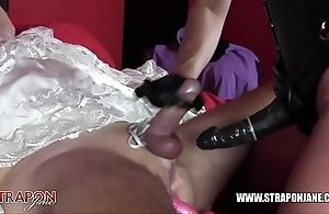 Femdom subjugation anal going to bed milquetoast better half