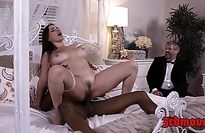 Big-busted dust-ball dana dearmond rides horseshit to the fullest extent a finally whisper suppress watches