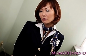Sayuri kotose anal unequalled trifle plays on men's room
