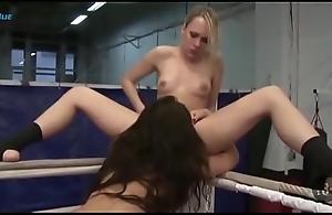 Girl-girl encounter run off