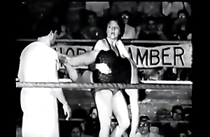 Very vintage wrestling
