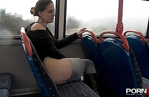 Pornxn public pissing adjacent to yoga panties